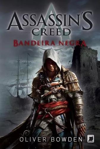 Livro - assassin's creed - bandeira negra - vol. 6