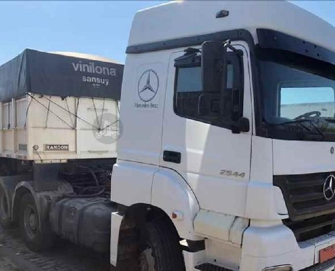 Mercedes benz mb 2544 20112011