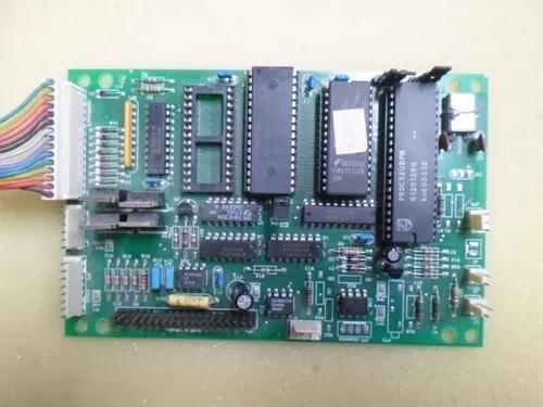 Placa controladora impressão balança platina filizola