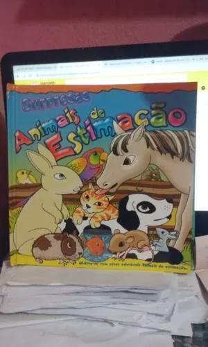 Surpresas animais de estimaçao / editora todo livro
