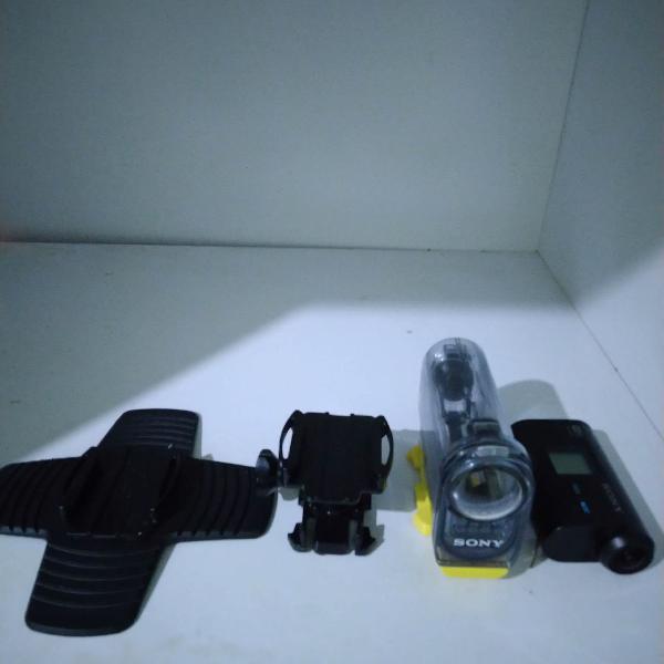 Vendo câmera sony hdr as-15