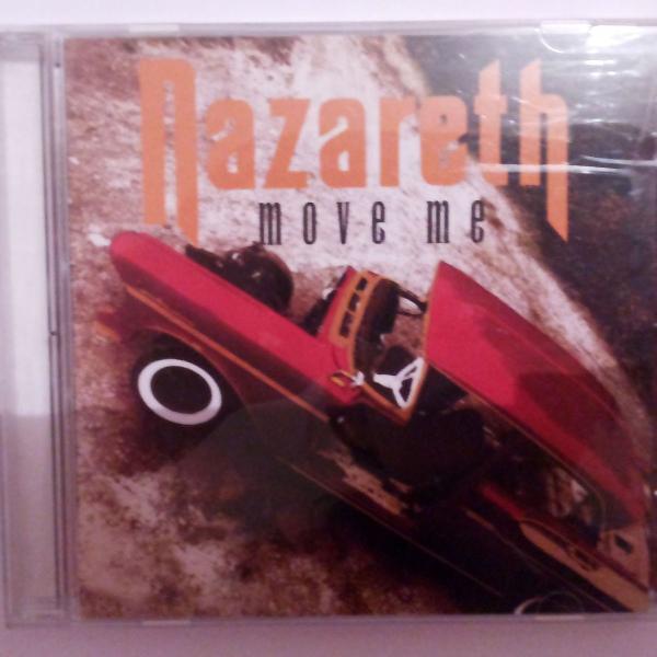 cd nazareth move me 1997 (nacional) original