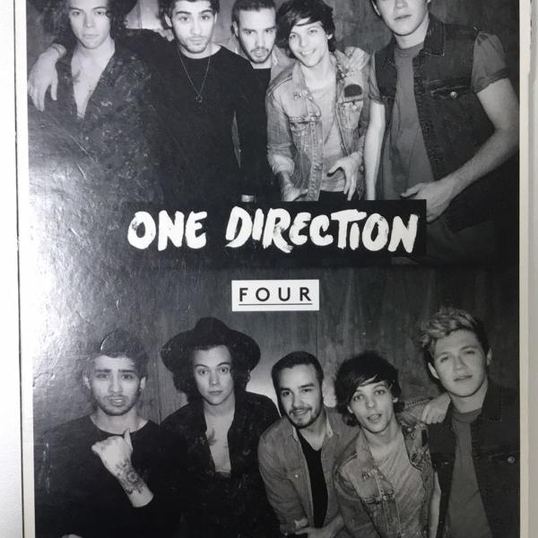 Cd one direction - four (the ultimate edition)