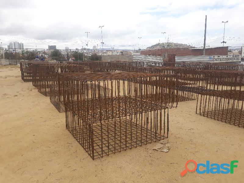 Serviços de Corte, Dobra & Montagem de Aço Estrutural TRAGA SEU PROJETO 10
