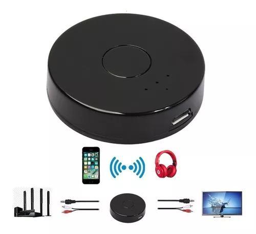 Adaptador transmissor de audio bluetooth som audio da tv pc