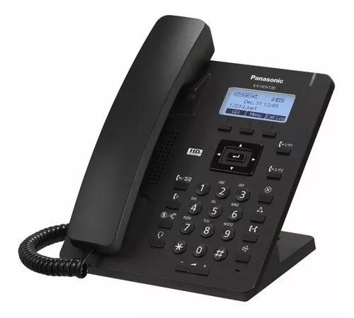 Aparelho telefônico ip sip panasonic kx-hdv130