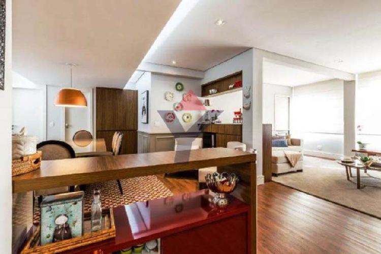 Apartamento, vila nova conceição - são paulo