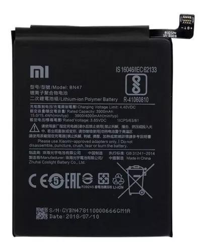 Bateria xiaomi diversos modelos original + selo anatel nota