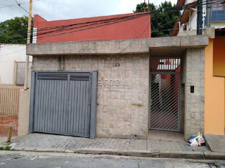 Casa no bairro vila pereira barreto - pirituba - sp