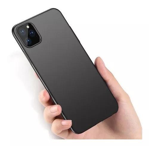 Capa ultra fina fosca slim iphone 11 / 11 pro / pro max