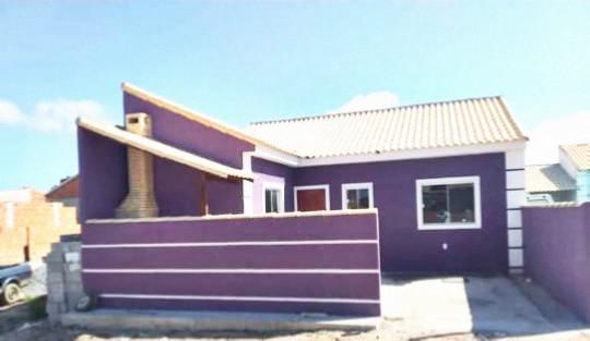 Casa linda demais em tamoios apenas r$85 mil