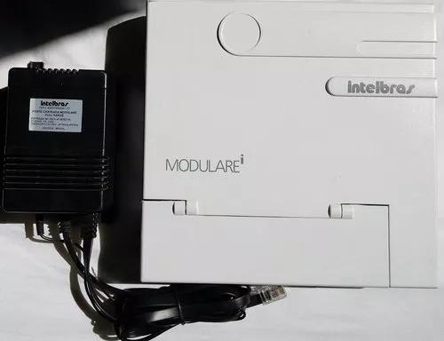 Central telefônica pabx modulare i intelbras