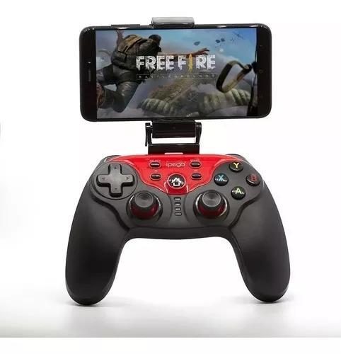 Controle celular ipega 9088 android ios pc freefire + brinde