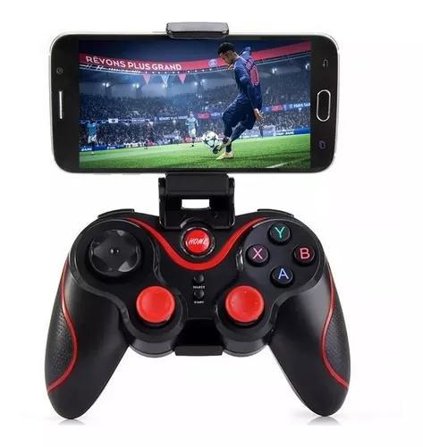 Controle celular joystick bluetooth ipega ios android