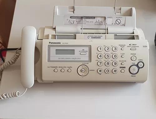 Fax panasonic kx -fp207