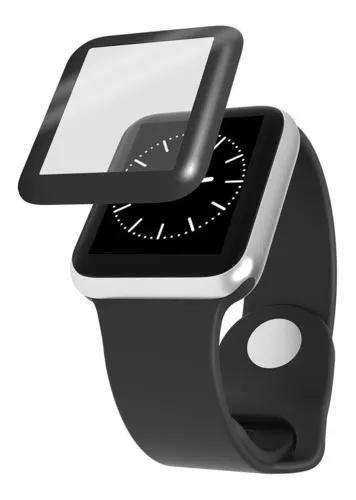 Pelicula apple watch 6d borda 38/40/42/44 mm serie 1 2 3 4 5