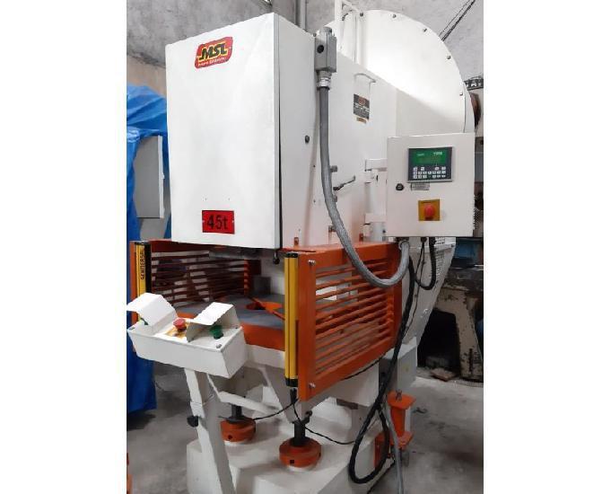 Prensa excentrica freio fricção 45 ton msl souza nr12