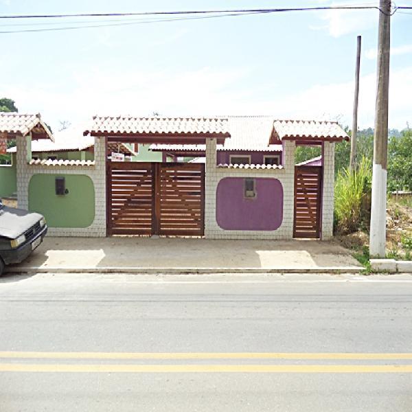 R$ 190 mil reais.casa nova com fino acabamento, 2 q. sendo 1