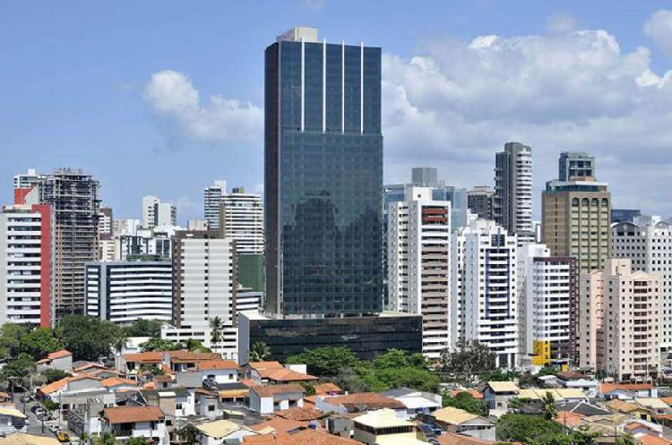 Sala à venda no international trade center, 37,44m², 17º