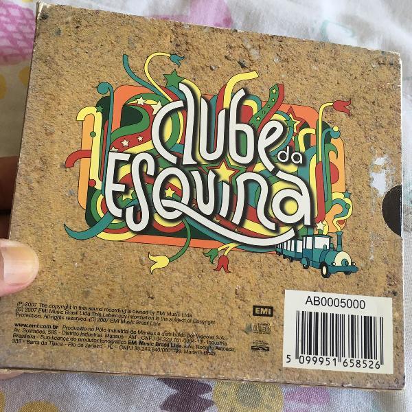 Box 3 cds clube da esquina. maravilhoso