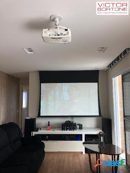 Apartamento varanda gourmet vila nova socorro 3 suítes