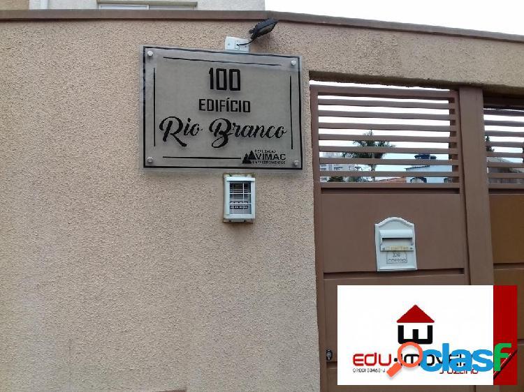 Apartamento residencial / vila julia / poá.
