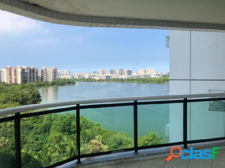 Apartamento para venda em rio de janeiro / rj no bairro barra da tijuca