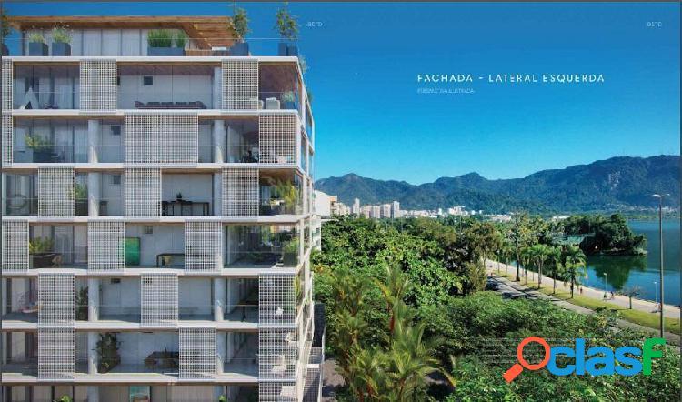 Apartamento para venda em rio de janeiro / rj no bairro lagoa