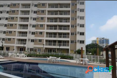 Apartamento para venda em rio de janeiro / rj no bairro curicica