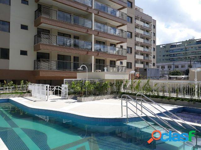 Apartamento para venda em rio de janeiro / rj no bairro freguesia (jacarepaguá)