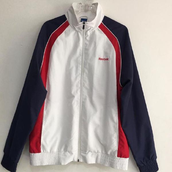 Jaqueta masculina esportiva reebok