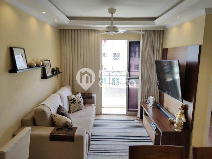 Piedade, 2 quartos, 1 vaga, 51 m² rua coronel almeida,