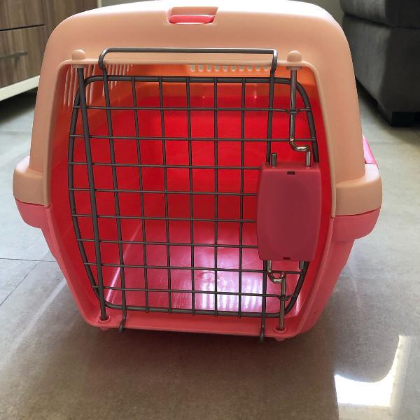 Caixa de transporte para cães e gatos n1