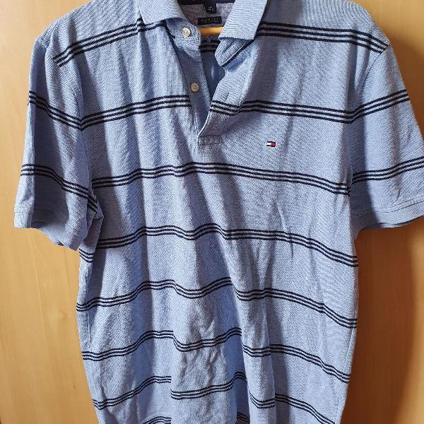Camisa polo masculina da tommy