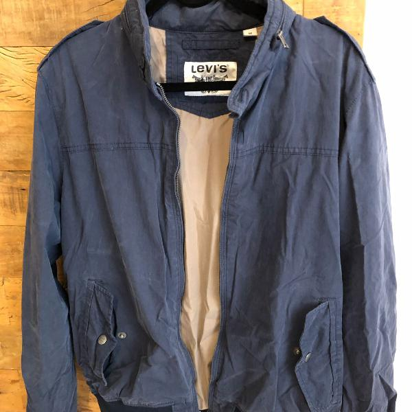 Jaqueta casaco azul levis