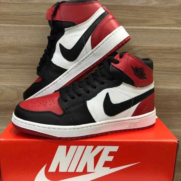 Nike air jordan tam. 38 ao 43