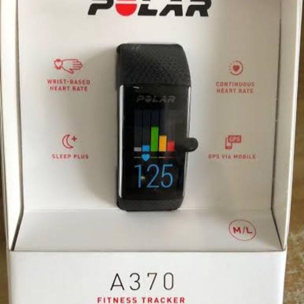 Relogio monitor cardiaco polar a370