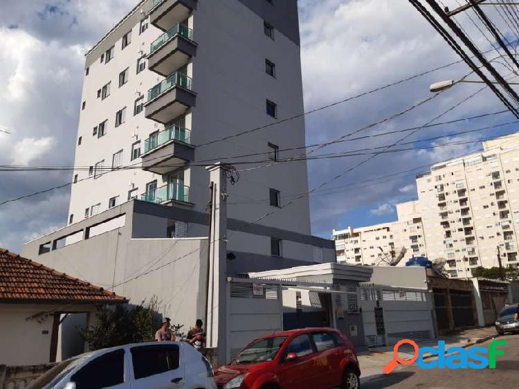 Apartamento com 3 suites e 1 vaga na vila mazzei