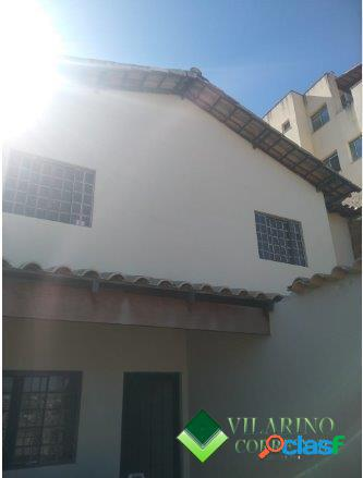 Casas geminada com 1 ou 2 vagas no bairro cabral - casa nova