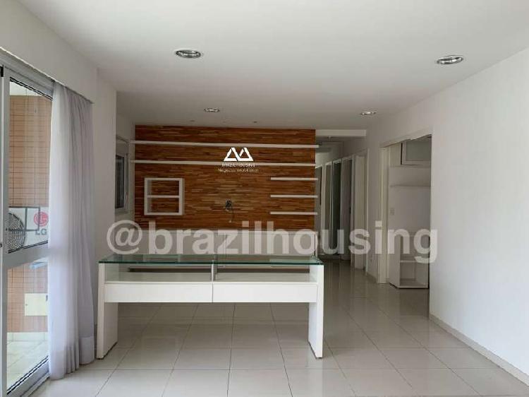 Alugo-]--apartamento-bacana,-semi-mobiliado-e-decorado na