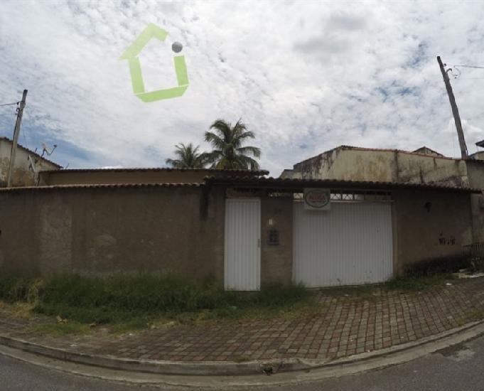 Aluguel - casa com 02 quartos na prata, nova iguaçu