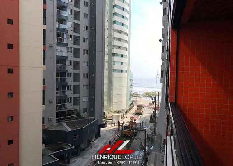 Apartamento quadra mar - mobiliado - balneário camboriú -