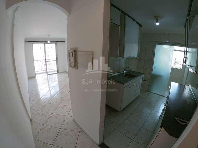 Apartamento par venda no bairro do belém, 54m², dois