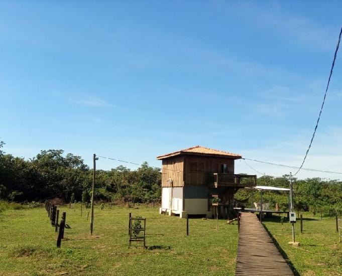 Bangaló ilha do pantanal, pesca e imersão na natureza