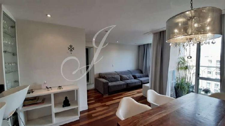 Bella vita sole, apartamento semi mobiliado, 7° andar,