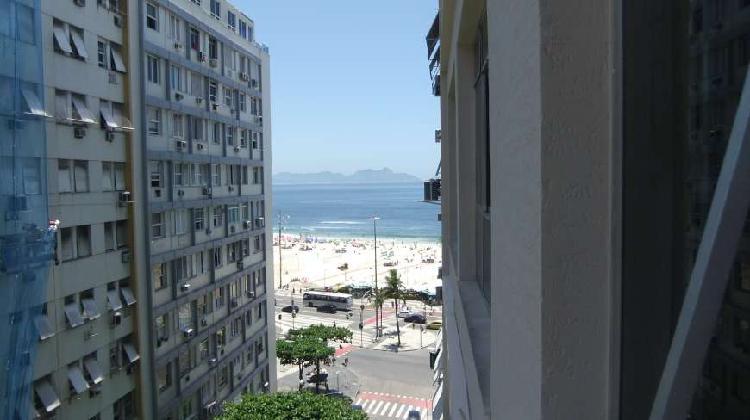Copacabana - 1ª quadra - rua bolívar - excelente estado -