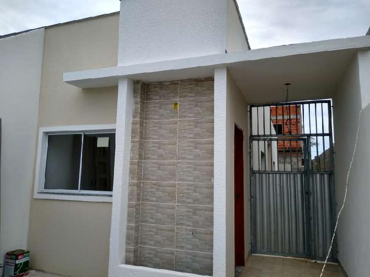 Casa pronta para morar financiável caixa ultima unidade