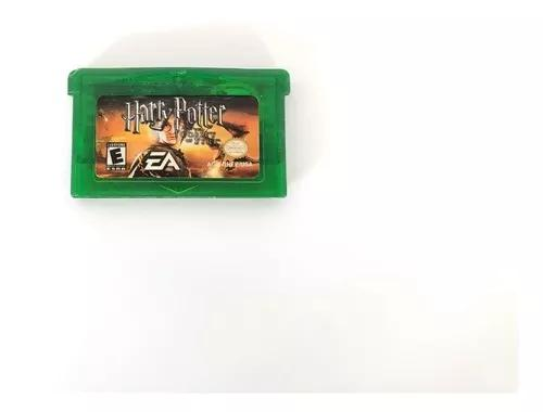 Harry potter and the goblet of fire salvando gameboy gba