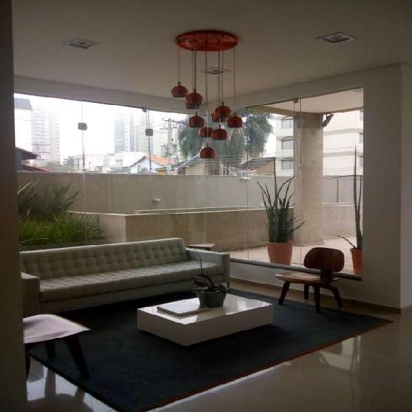 Lindo apartamento bairro campestre
