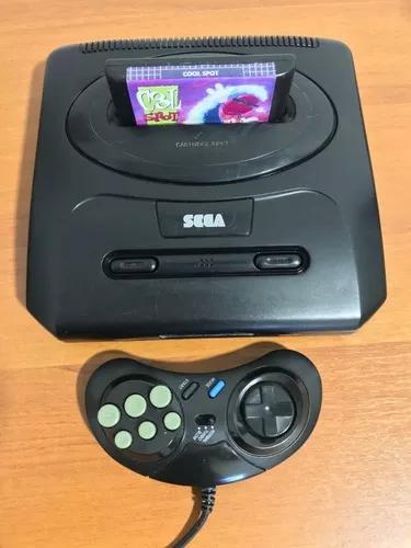 Mega drive 3 tectoy modificado s-video / av